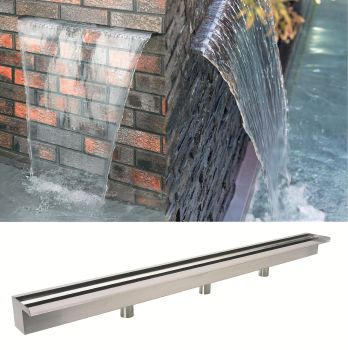 1200mm Stainless Steel Water Blade