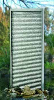 The Rippled Rhine Water Wall 120cm x 45cm