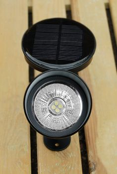 PowerLED Solar Garden Spot Lights (Set of 4)