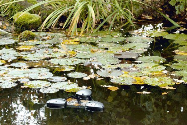 Oase Swimskim 25 Floating Pond Skimmer Water Garden Uk