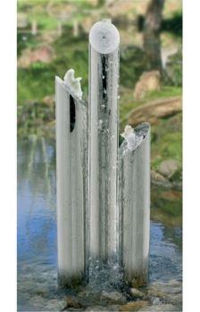 Avon Advantage- polished steel - 90cm tall