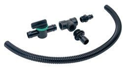 Hose & Fittings kit for 1200mm Water Blade
