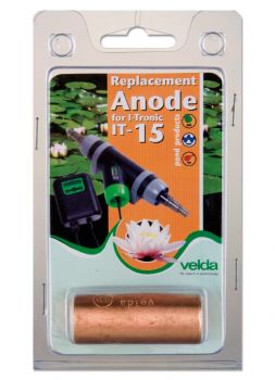 Copper Anode for Velda I-Tronic IT 75