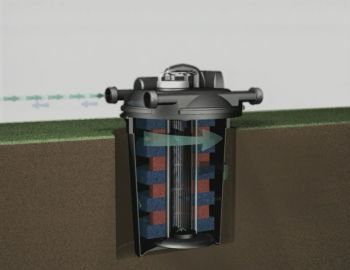 Filtoclear 6000 Pressurised Pond Filter