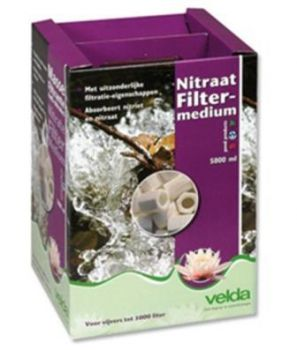 Nitrate Filter Medium: 5000ml, approx 2.5kgs