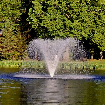 Gemini 3HP Floating Lake Aerator