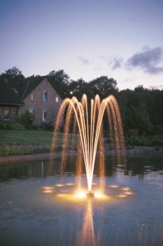 Halogen Light Set for Pond Jet Fountain