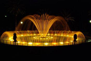 1500mm Fountain Spray Ring