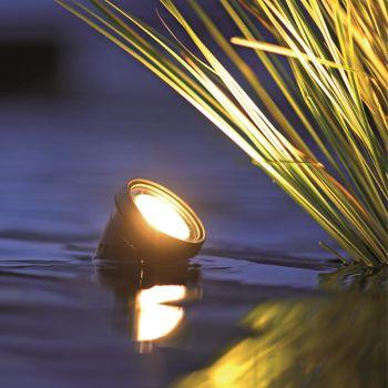 WaterGarden RGB LED Add-On Spotlight Set - 3w