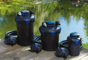 BioPress Set 4000 Pond Filter System
