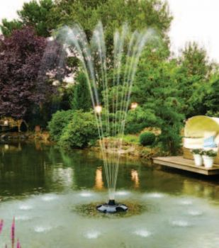 PondJet ECO Floating Fountain
