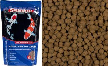 SaniKoi Koi & Pond Fish Food