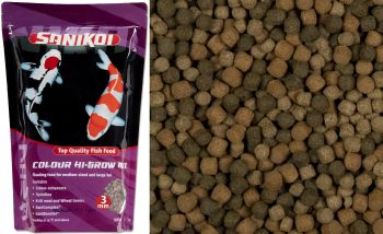 SaniKoi Koi & Pond Fish Food