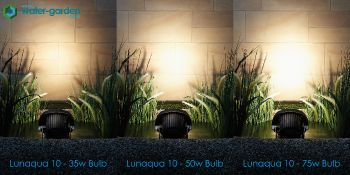 Lunaqua 10 Halogen Underwater Light