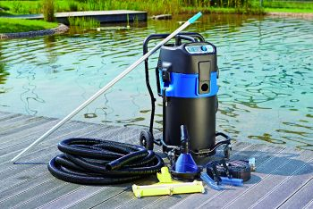 PondoVac Premium Pond Vacuum Cleaner Set