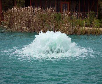 Volcano 1HP High Volume Lake Aerator