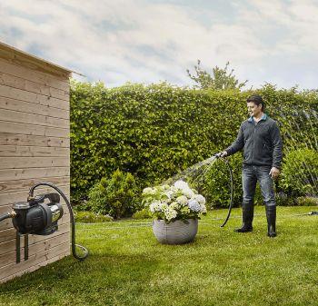 ProMax Garden Automatic 4000 Irrigation Pump