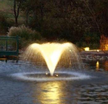 LED Light Set for 5-in-1 Aerator Fountain