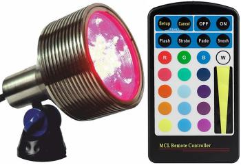 UltraLuxx RGB LED Master Light Set – 18w