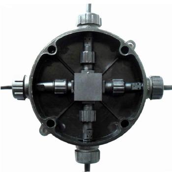 12v Underwater 3 Way Junction Kit - 150w max