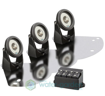 Power LED Light Set for Pond Jet Fountain
