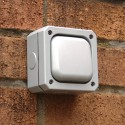 One Gang 10A Outdoor Switch - IP66