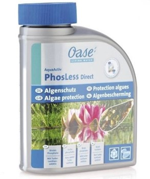 PhosLess Direct – 0.5l treats 10,000 Litres
