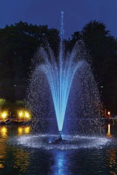 RGB LED Light Set for Pond Jet Fountain