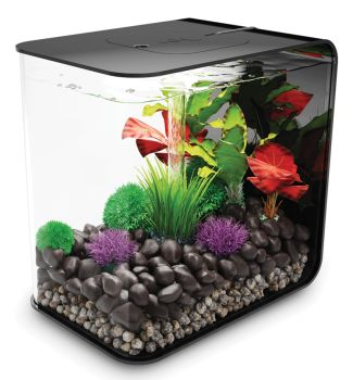 biOrb FLOW Black - 15 Litre MCR Light