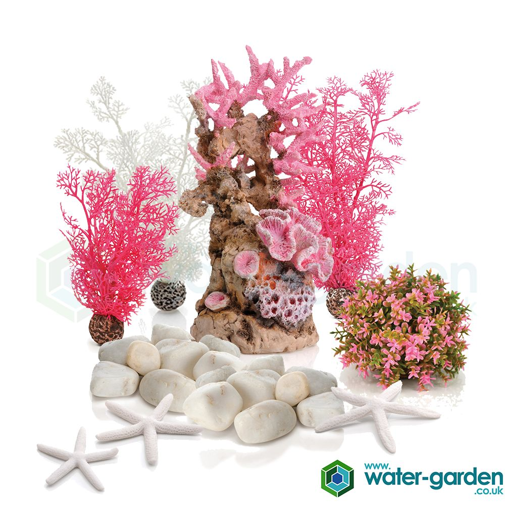 Enlarge · Enlarge · Enlarge · Enlarge ...  sc 1 st  Water-garden.co.uk & Pink Reef | biOrb Decoration Packs - Water Garden UK