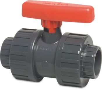 Ball Valve (DN32) Double Union