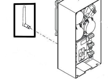 Spare Antenna - FM Master WLAN / WLAN EGC