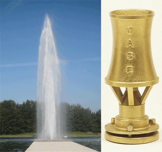 Oase Cascade T Nozzles Fountains Water Garden Uk