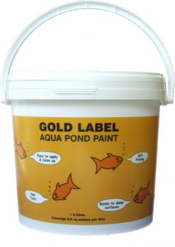 Gold Label Pond Paint
