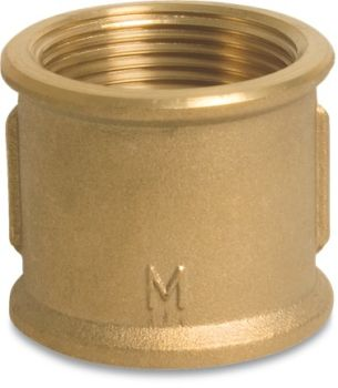 BRASS Socket 1/2 inch BSPF