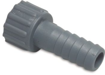 1 1/2 inch BSPF union/hosetail