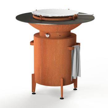 FORNO Barrel Garden BBQ Burner