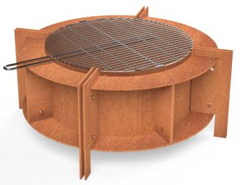 FORM Fire Outdoor Fire Pit