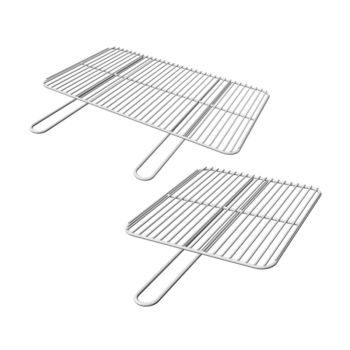 Stainless Steel BBQ Grilling Racks