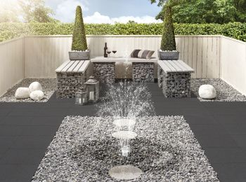 Pondless Fountain Set 4 - Vulkan