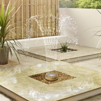 Pondless Fountain Set 4 - Diamond Jet