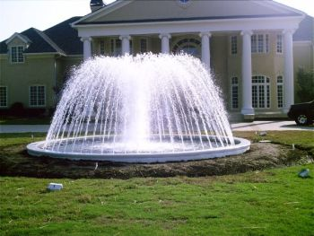 Pondless Fountain Set 4 - 36 Jet Spray Ring