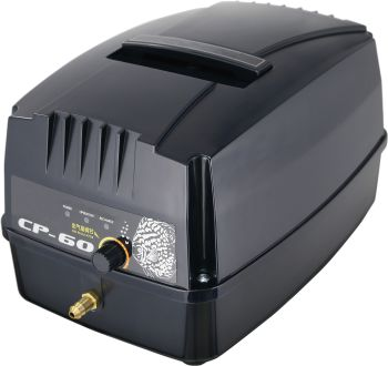 CP3600 Aeration Pump with Battery Back-Up