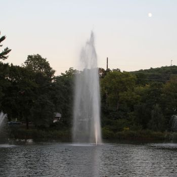 Grand Mystic Floating Fountain