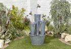 Hovering Tap Trio Water Feature