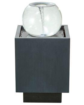 Vortex Sphere Water Feature