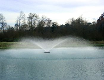 3.1JF Floating Aerator Fountain