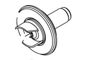 Spare Impeller for Aquamax ECO Premium 12000 - 16000