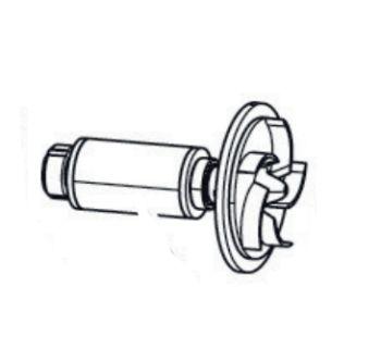 Spare Impeller for Aquarius Universal ECO 4000