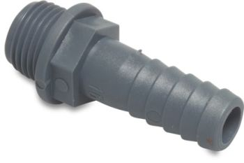 1 1/2 inch BSPM Hosetail
